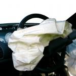 Airbag und Beifahrerairbag ausgelöst