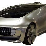 Sie sehen das Mercedes Benz Forschungsauto FO 15