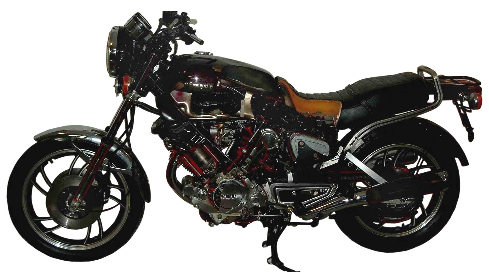Yamaha Schnittmodell TR 1